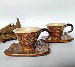 Nádoby - Šáločka na kávu - 10422267_