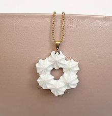 Sady šperkov - Šlehačková souprava šperků - 10425706_