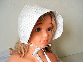 Detské čiapky - čepček - 10422515_