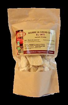 Suroviny - Kakaové maslo - 10423933_