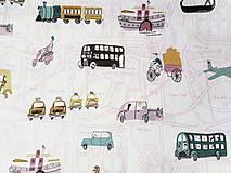 Textil - Doprava v svetloružovom - posledná šanca - 10427866_
