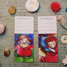 Papiernictvo - Táto kniha patrí.../ nálepky/štítky do knihy - 10429265_