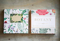Papiernictvo - Sada dvoch zápisníkov Botanika - 10428999_