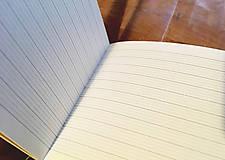 Papiernictvo - Sada dvoch zápisníkov Botanika - 10429031_