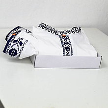 Oblečenie - Košeľa ornament - 10429394_