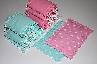 Textil - Detské súpravy do postieľky* - 10427655_
