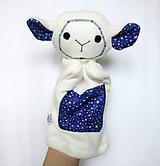 - Maňuška ovečka - Ovečka z Polnočného lesa - 10426606_