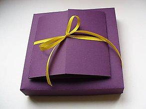 Krabičky - krabička s prianím - 10427163_