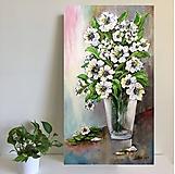 Obrazy - Kvety - 10428962_