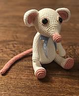 Hračky - Myška - 10426777_