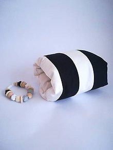 Textil - mini prúžKojovankúš - 10427961_
