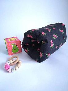 Textil - mini ružičKojovankúš - 10427988_