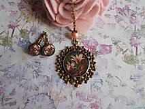 Sady šperkov - Plameň kvetov III. - 10429068_