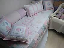 Úžitkový textil - do dievčenskej izby - 10426704_