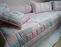 Úžitkový textil - do dievčenskej izby - 10426705_