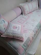 Úžitkový textil - do dievčenskej izby - 10426710_