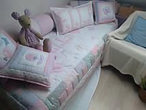 Úžitkový textil - do dievčenskej izby - 10426716_