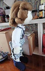 Hračky - Mäkká bábika TILDA  (princ) - 10428266_