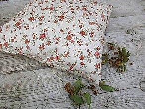 Úžitkový textil - relaxačný vankúš mäta-lipa - 10430156_