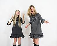 - Dámske tabuľové šaty - aká matka taká Katka MD3 - 10431948_