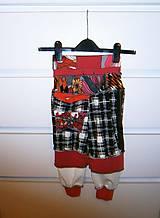 Detské oblečenie - lelohopky dievčenské - 10433685_