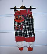 Detské oblečenie - lelohopky dievčenské - 10433686_