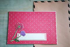 Papiernictvo - Narodeniny / scrapbook pohľadnica - 10432627_
