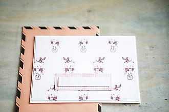 Papiernictvo - Scrapbook pohľadnica pre deti / narodeniny - 10432586_