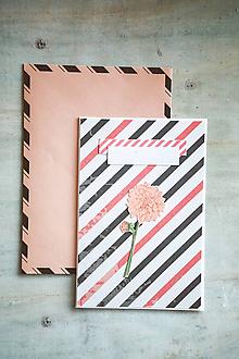 Papiernictvo - Narodeniny / scrapbook pohľadnica - 10432632_