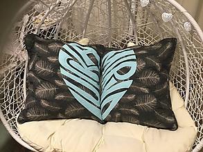 Úžitkový textil - LÁSKA - 10430964_