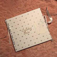 Papiernictvo - Svadobný album - 10432847_
