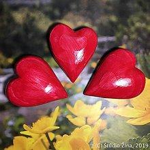 Odznaky/Brošne - Drevená brošňa - 10433673_