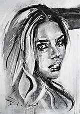 Obrazy - portrety - 10433007_