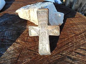 Náhrdelníky - cross from middle age - 10434113_