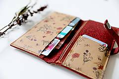 Peňaženky - Privolávame jar - peňaženka I. - 10430986_