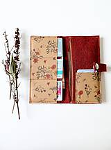 Peňaženky - Privolávame jar - peňaženka I. - 10430987_