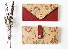 Peňaženky - Privolávame jar - peňaženka I. - 10430988_