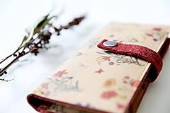 Peňaženky - Privolávame jar - peňaženka I. - 10430989_
