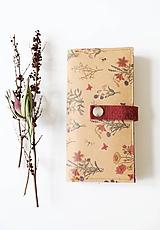 Peňaženky - Privolávame jar - peňaženka I. - 10430991_
