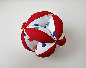 Hračky - Veľká Montessori lopta - 10432987_