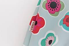 """Detské oblečenie - Softshellky """"flowers"""" !výpredaj! - 10430684_"""