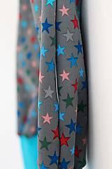 """Detské oblečenie - Softshellky """"stars"""" limited edition - 10430708_"""