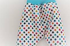 """Detské oblečenie - Softshellky """"stars"""" !výpredaj! - 10430716_"""