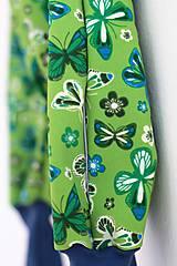 """Detské oblečenie - Softshellky """"butterflies"""" !výpredaj! - 10430725_"""