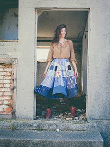 Sukne - Indiánska sukňa