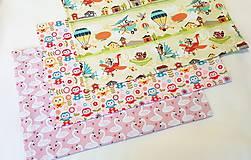 Textil - Vankúš - obliečka 40 x 60 cm - 10433927_