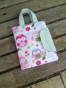 Detské tašky - sponkovník - 10431436_