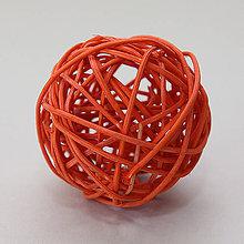 Iný materiál - Dekoračné gule z pedingu - 10431132_