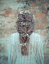 Ozdoby do vlasov - Set vlasových doplnkov