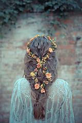 Ozdoby do vlasov - Pletenec do vlasov